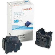Xerox ColorQube Cyan Ink Sticks XER108R00926