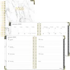 Rediform Marble WeeklyMonthly Planner Julian Dates