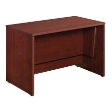 Sauder Select SitStand Desk Classic Cherry