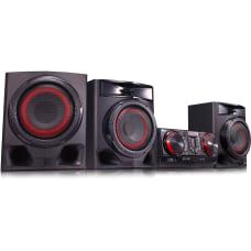 LG CJ45 Mini Hi Fi System