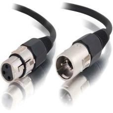 C2G 3ft Pro Audio XLR Male