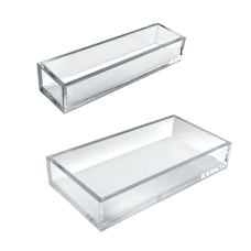 Azar Displays Deluxe Tray 3 Piece