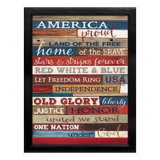 Timeless Frames America Proud Framed Art