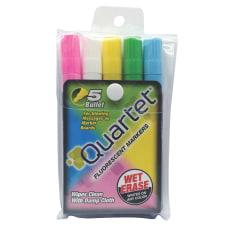 Quartet Glo Write Neon Wet Erase