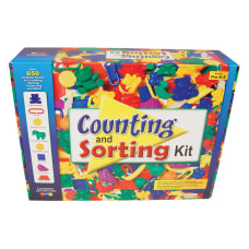 Learning Advantage Counting And Sorting Kit