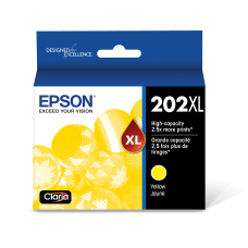 Epson T202XL420 S High Yield Yellow