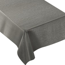 Amscan Metallic Fabric Table Cover 60