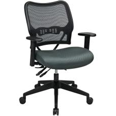 Space Seating Deluxe Ergonomic Mesh Mid