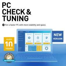 MAGIX PC Check Tuning 2021 Windows