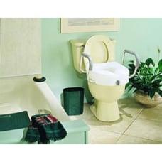 E Z Lock Raised Toilet Seat