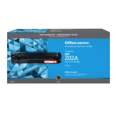 Office Depot Brand OD202AB Remanufactured Black