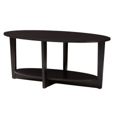 Baxton Studio Melek Coffee Table Wenge