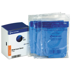 First Aid Only Nitrile Exam Gloves
