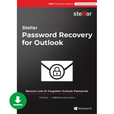 Stellar Password Recovery for Outlook Windows