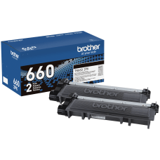 Brother TN 660 2PK 2 pack