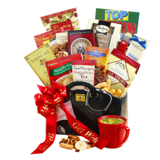 Givens Get Well Wishes Basket
