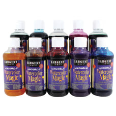 Sargent Art Washable Watercolor Magic Paints