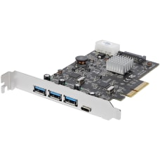 StarTechcom 4 Port USB 31 PCIe