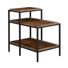 Sauder Nova Loft Tiered Side Table
