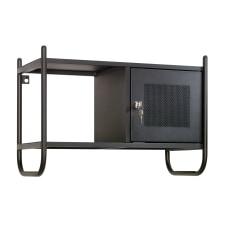 Sauder Boulevard Cafe Metal Wall Cabinet