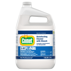Comet With Bleach Refill Disinfectant Cleaner