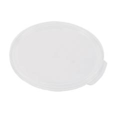 Cambro Camwear Round Container Cover White