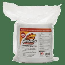 2XL Advantage Sanitizing Wipes Refill 6