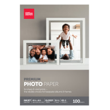 Office Depot Premium Photo Paper Glossy