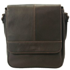 Kenneth Cole Reaction Leather Tablet Messenger