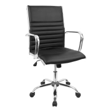 LumiSource Masters Office Chair Grey