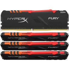 HyperX FURY RGB DDR4 kit 64