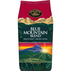 Gold Coffee Company Blue Mountain Blend