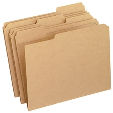 Pendaflex File Folders 13 Cut Letter