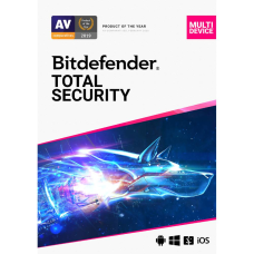 Bitdefender Total Security 2020 5 Devices