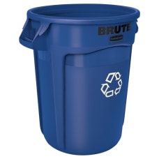Rubbermaid Heavy Duty Recycling Container 32
