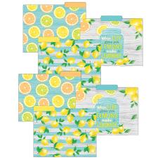 Teacher Created Resources Lemon Zest File