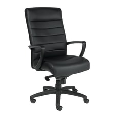 Mammoth Office Products Bonded Leather High