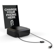 ChargeTech Battery Powered Charging Hub For