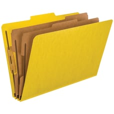 Pendaflex PressGuard Color Classification File Folder