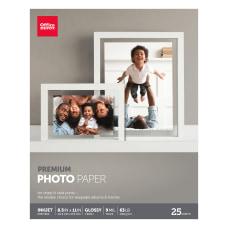 Office Depot Premium Photo Paper Gloss