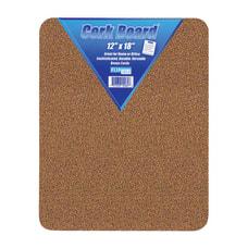 Flipside Cork Bulletin Board 12 H
