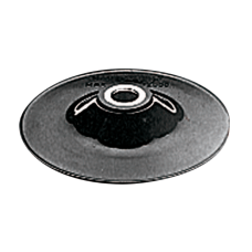 Rubber Backing Pads 4 12 in
