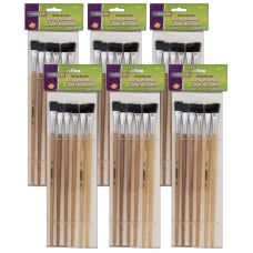 Pacon Creativity Street Easel Brushes 8