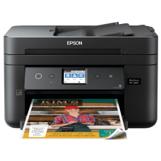 Epson WorkForce WF 2860 Wireless InkJet