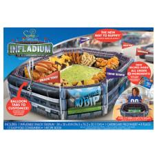 Amscan Inflatable Football Snack Stadium 7