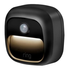 Ring Smart Lighting Step Light Black