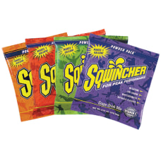 Sqwincher Powder Packs Fruit Punch 953