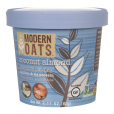 Modern Oats Premium Oatmeal Cups Coconut