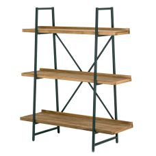 Glamour Home Ailis 56 Bookcase Brown