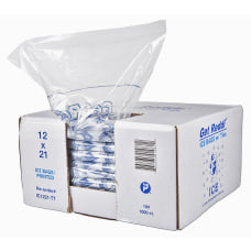 Pitt Plastics Ice Bags 8 Lb